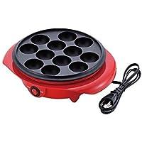 電気たこ焼き器/卓上調理器具 【12穴】 フッ素樹脂加工