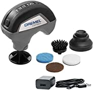 Dremel Versa PC-10 Cordless Cleaning Tool, High Speed Power Cleaner Kit (With 9 Multi-Purpose Cleaning Pads, B