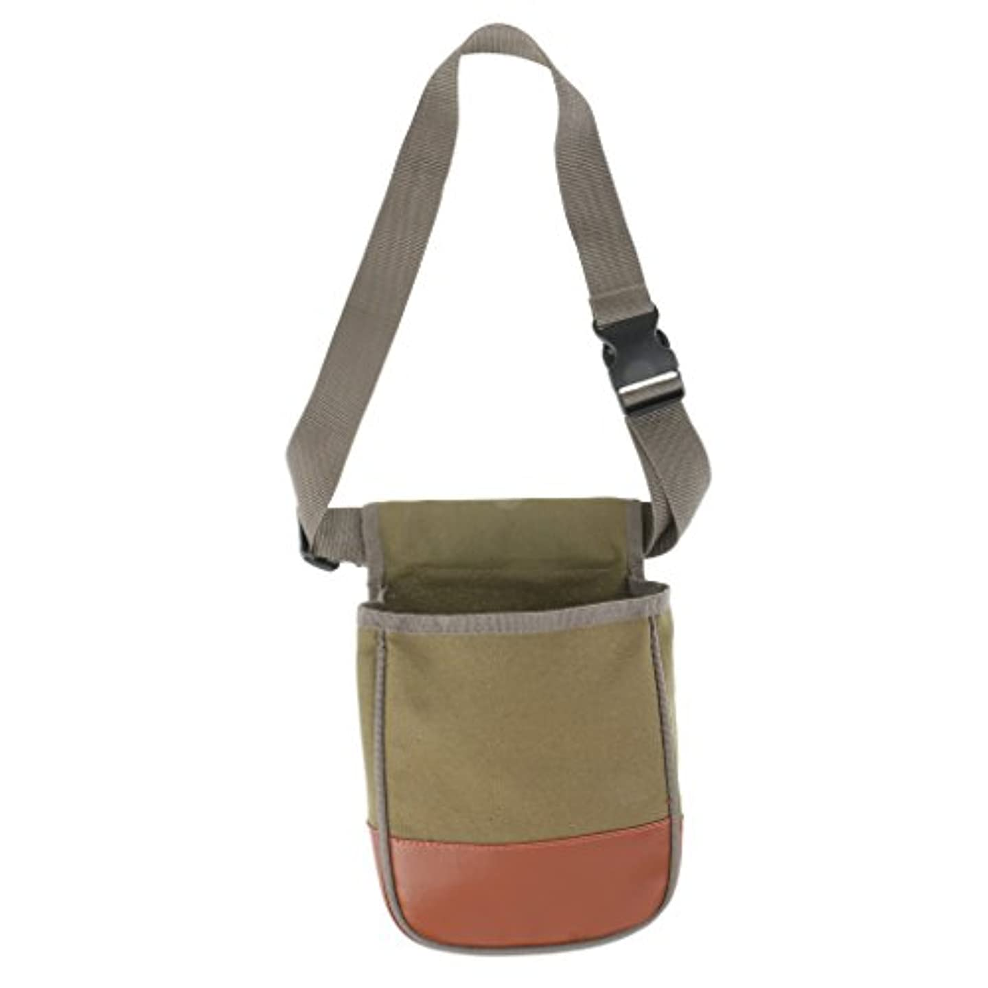 数字本体トロイの木馬SunniMix 釣りポーチ タックルバッグ 肩掛け キャンバス 調整可能