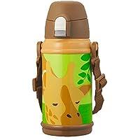 ドウシシャ 水筒 キッズボトル CALDO-Colors (カルドカラーズ) 2WAY 600ml キリン