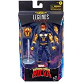 """ICYSTOR 2021 Marvel Legends The Man Called NOVA Comic 6"""" Action Figure Exclusive Collectable Toys Doll"""