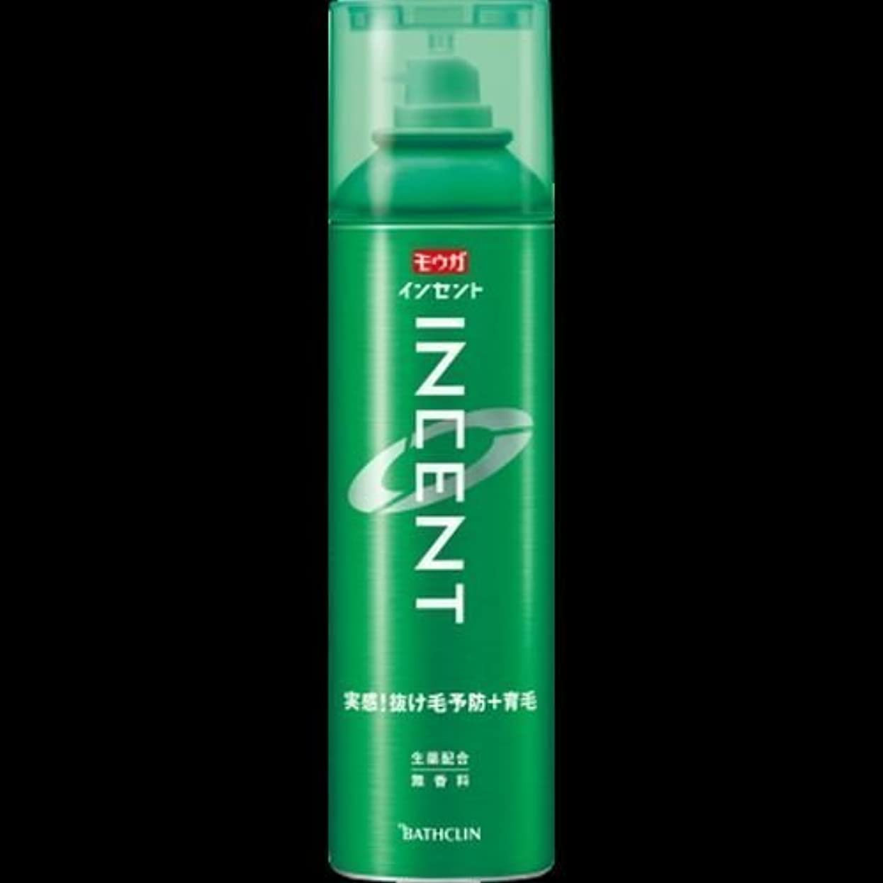 ランタンタック子音【まとめ買い】モウガ インセント薬用育毛トニック180g ×2セット