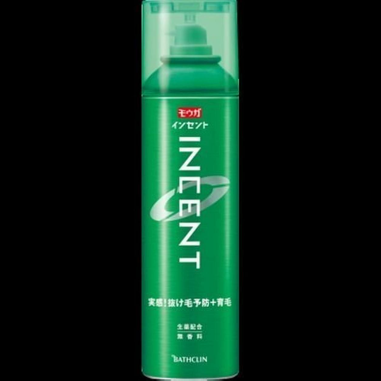 【まとめ買い】モウガ インセント薬用育毛トニック180g ×2セット