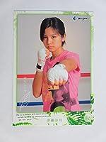 BBM2012リアルヴィーナス【レギュラーカード】76伊藤沙月/ボクシング