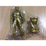 仮面ライダー オーズ ゴールド ソフビ 指人形 2種セット