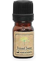 フェンネルスウィート5ml天然100%植物性エッセンシャルオイル(精油)アロマオイルアロママッサージアロマテラピーaroma Fennel Sweet