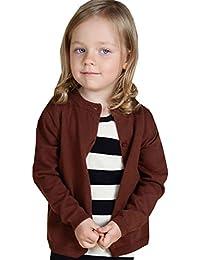 e509c90f29cb1 Amazon.co.jp: ブラウン - ガールズ: 服&ファッション小物
