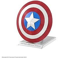 Fascinations Metal Earth Captain America Shield Marvel