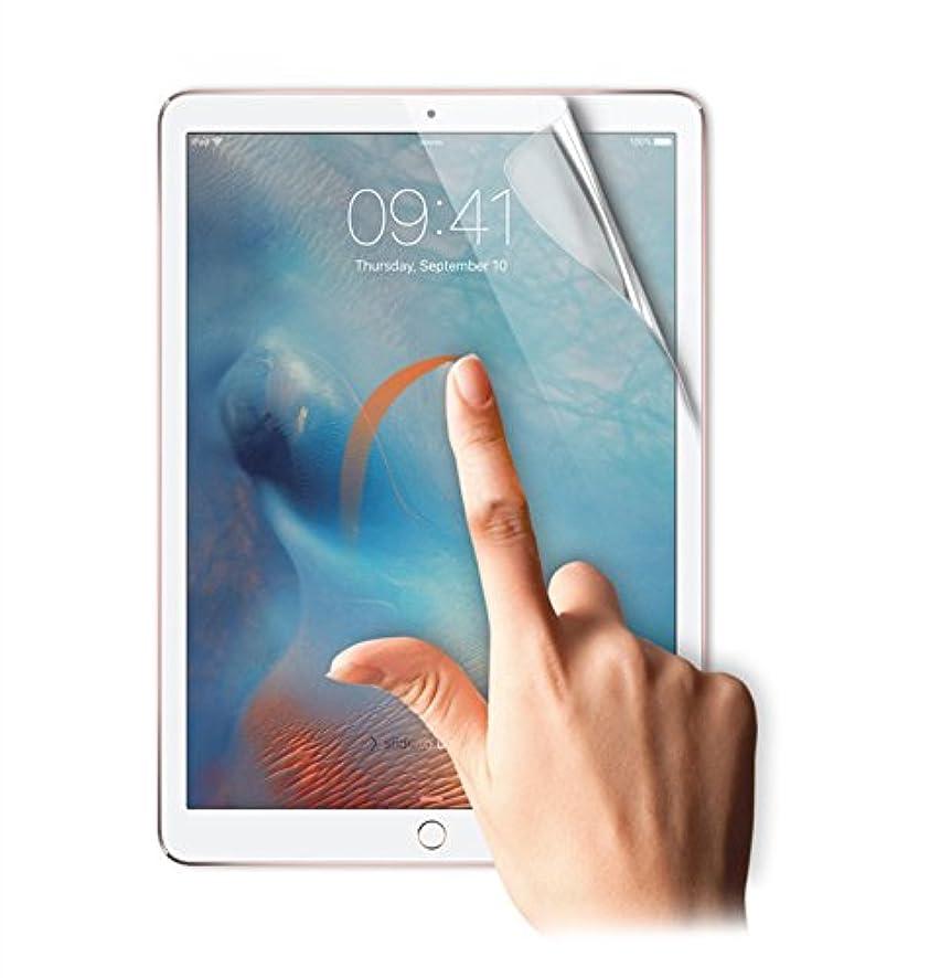 クラウン壊滅的な要求iPad Air/iPad 5/iPad Air 2/iPad 6液晶保護フィルム/保護シート/保護シール 非光沢