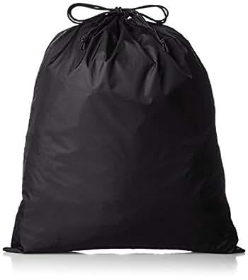 [ソロ・ツーリスト] プルーフ巾着、L 巾着、防水性 45 cm 53kg ブラック
