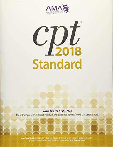 Download CPT 2018: Standard Edition (Cpt / Current Procedural Terminology (Standard Edition)) 1622025989