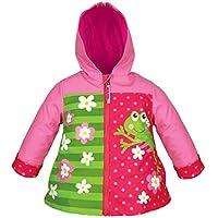 Stephen Joseph Kids Frog Girl Rain Coat