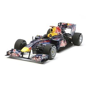 タミヤ 1/20 グランプリコレクションシリーズ No.67 レッドブルレーシング ルノー RB6 プラモデル 20067