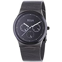 腕時計 Bering Time Men'S Slim Watch 32139-302 Ceramic【並行輸入品】
