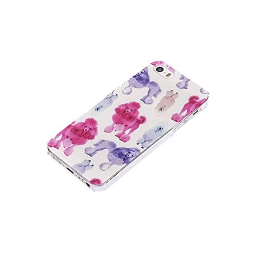 skinnydip ( スキニーディップ ) ロンドン デザイナー キュート プードル iphoneケース iPhone 5 5s Poodle Case iphone ケース ワンちゃん アイフォン クリアケース カバー iphone5 ipone5s apple 保護フィルム ゲット 海外 ブランド