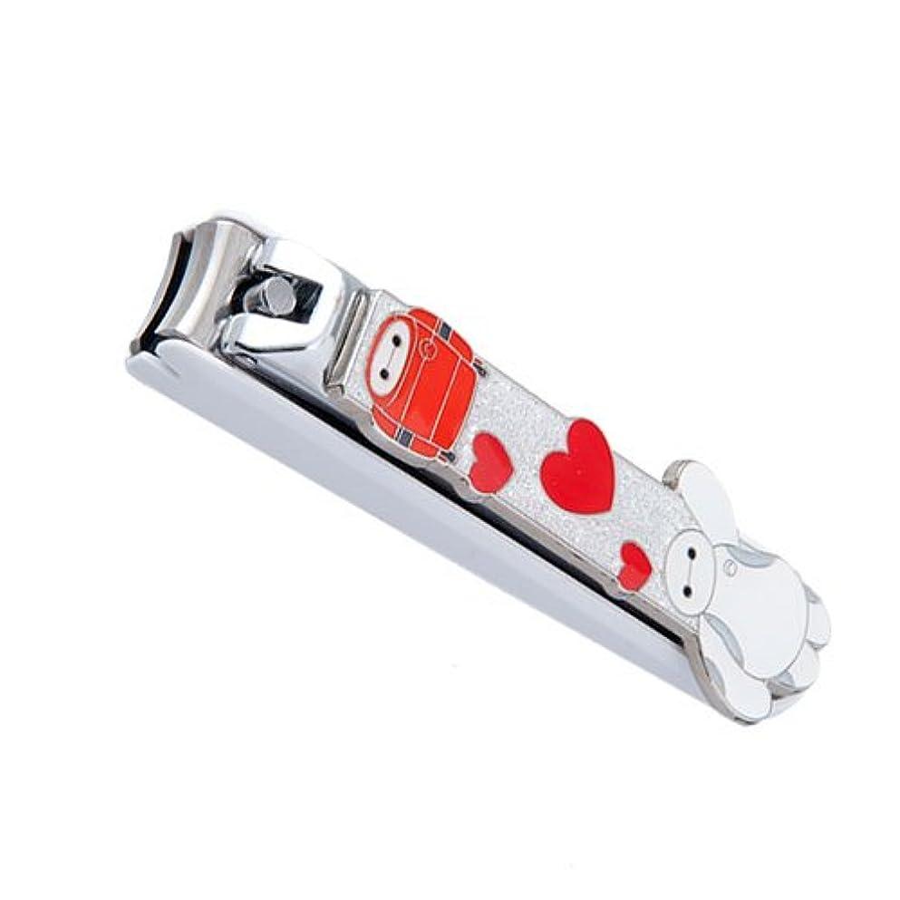 発明もし化粧ベイマックス つめきり 爪切り ケア用品 ピクサー ビッグヒーロー6【東京ディズニーリゾート限定】