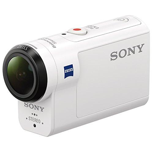 ソニー SONY ウエアラブルカメラ アクションカム 空間光学ブレ補正搭載モデル(HDR-AS300)