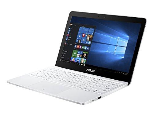 ASUS VivoBook 11.6インチ ホワイト E200HA【日本正規代理店品】(インテル Atom x5-Z8350/4G/eMMC 32GB/Win10)E200HA-8350W/A -