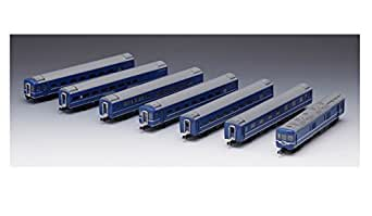 TOMIX Nゲージ 24系 25形 100番代特急寝台7両セット 銀帯 92818 鉄道模型 客車