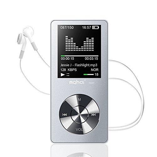 [해외]UNOTIFY MP3 플레이어 HiFi 초 고음질 8GB 터치 버튼 스피커 내장 sd 카드 128GB 지원 음악 재생 녹음 FM 라디오 기능 금속 이어폰 스트랩 볼 부착/UNOTIFY MP3 player HiFi Ultra high quality 8 GB Touch button Speaker built-in sd card 128 GB ...