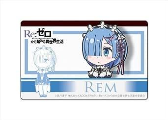 Re:ゼロから始める異世界生活 レム デフォルメver プレートバッジ