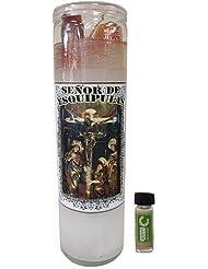 Our Lord of Esquipulas Dressed Scented Candle – Veladora Preparada Señor De Esquipulas
