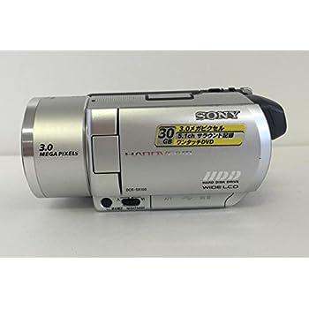 SONY HDD30GB搭載 デジタルビデオカメラ DCR-SR100