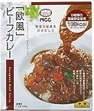 MCC 5種の国産野菜使用 欧風ビーフカレー 中辛 200g
