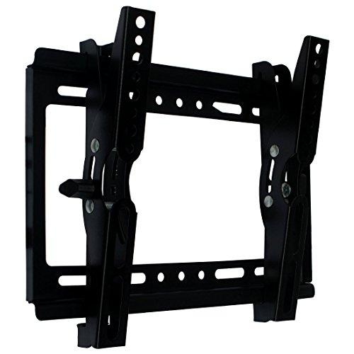 テレビ壁掛け 14-37インチLED LCD コンピュータモニタ 液晶テレビ対応 角度調節可能 VE...