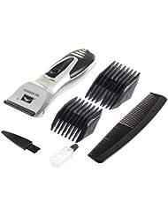 Men Electric Shaver Male Beard Trimmer 6pcs/Set Razor Hair Body Groomer Hair Removal Rechargeable Shaving Machine