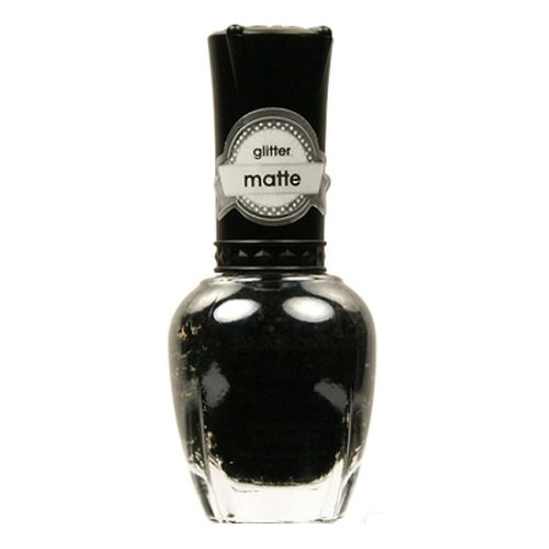 間綺麗な一族KLEANCOLOR Glitter Matte Nail Lacquer - Beyond Time & Space (並行輸入品)