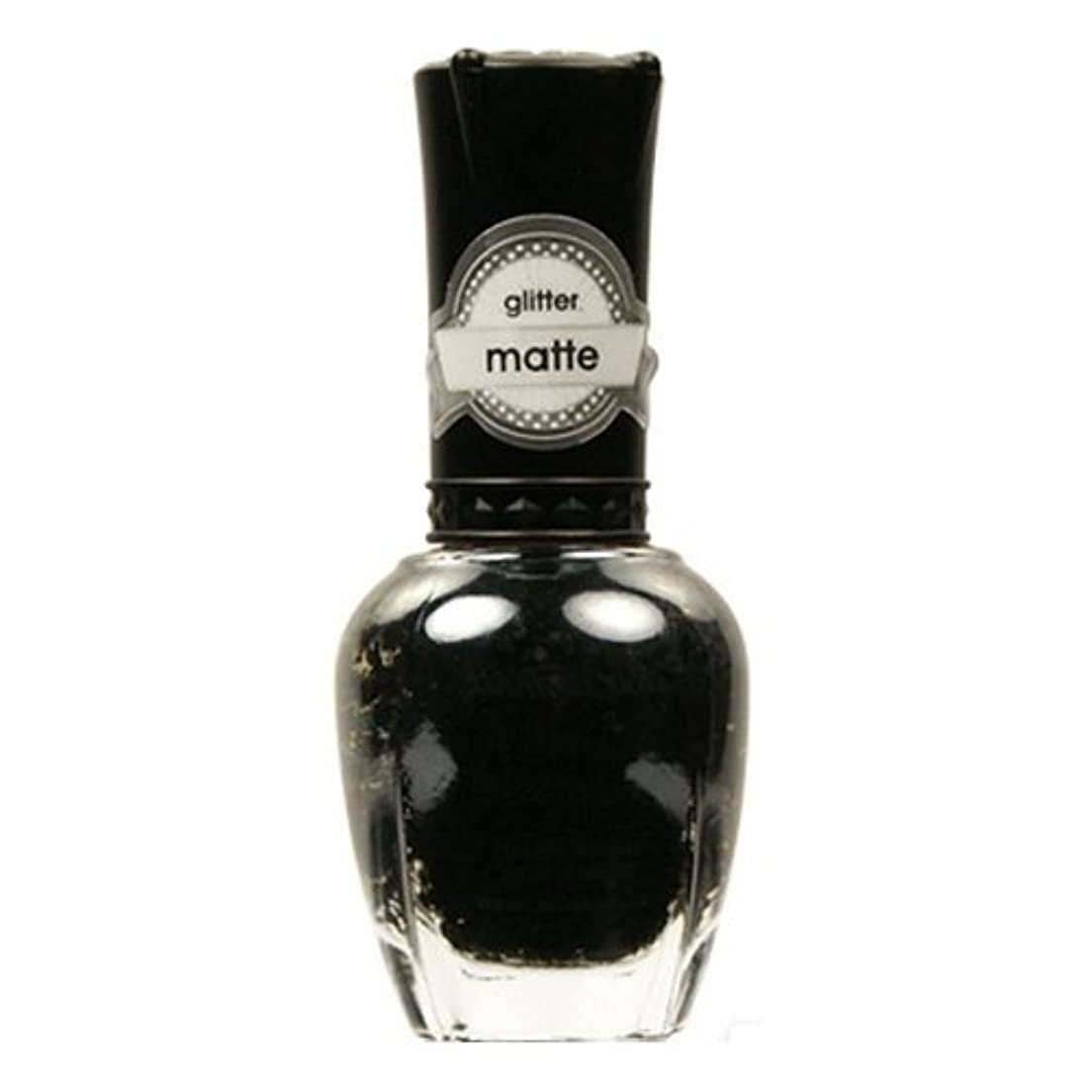 KLEANCOLOR Glitter Matte Nail Lacquer - Beyond Time & Space (並行輸入品)