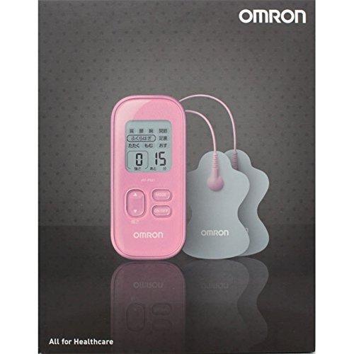 オムロン 低周波治療器 ピンクOMRON HV-F021-PK...