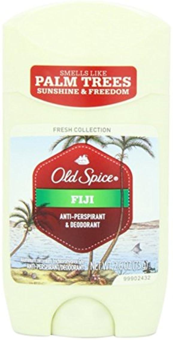 に慣れ群衆空気Old Spice 新鮮なコレクション制汗デオドラントフィジー2.60オズ(10パック) 10のパック