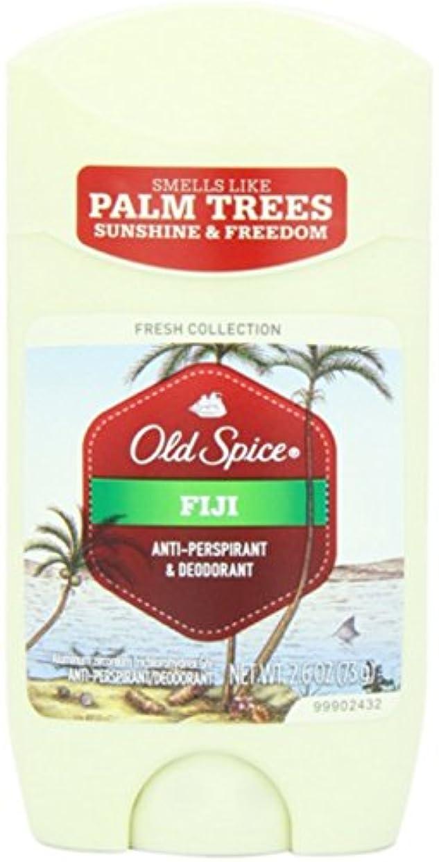 テラス正気小麦Old Spice 新鮮なコレクション制汗デオドラントフィジー2.60オズ(10パック) 10のパック