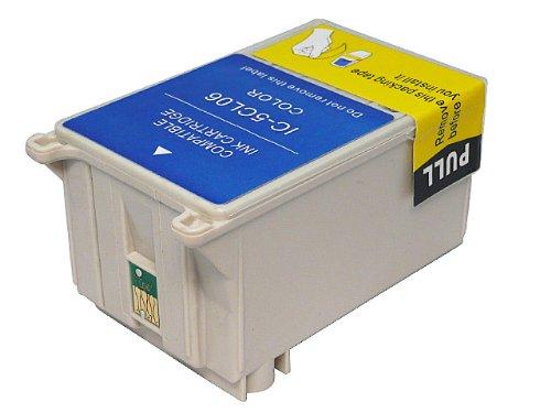 【 エプソン EPSON 】 IC-5CL06 ( カラー ) 互換 インク カートリッジ