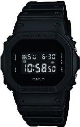 [カシオ]CASIO 腕時計 G-SHOCK ジーショック Solid Colores ソリッドカラーズ 【数量限定】 DW-5600BB-1JF メンズ