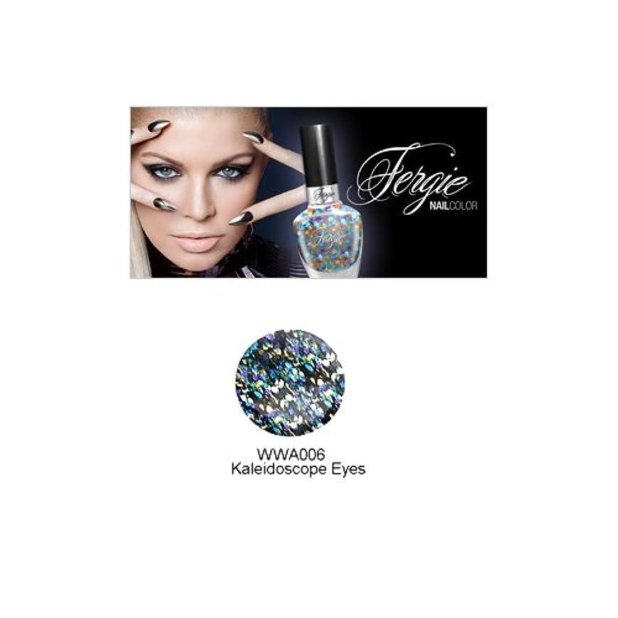 ブレーキ知覚うがいWet N Wild FERGIE NAIL COLOR - Kaleidoscope Eyes (並行輸入品)