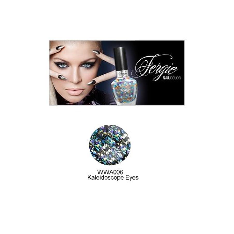 憎しみプレビスサイトクラッシュWet N Wild FERGIE NAIL COLOR - Kaleidoscope Eyes (並行輸入品)