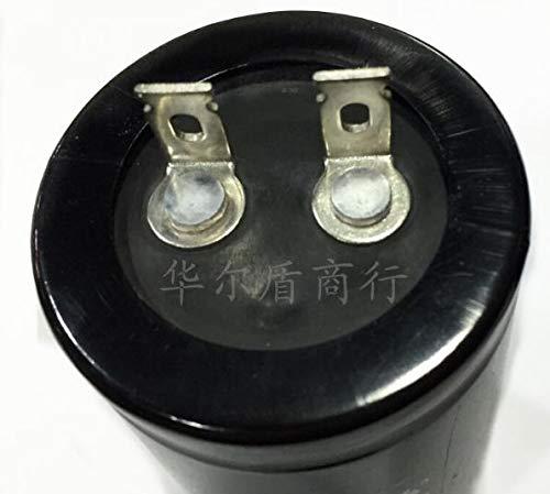 フィジェットフィジェットフィジェットモーターコンデンサ #F4093 CY CD60 125V 400UF 1個