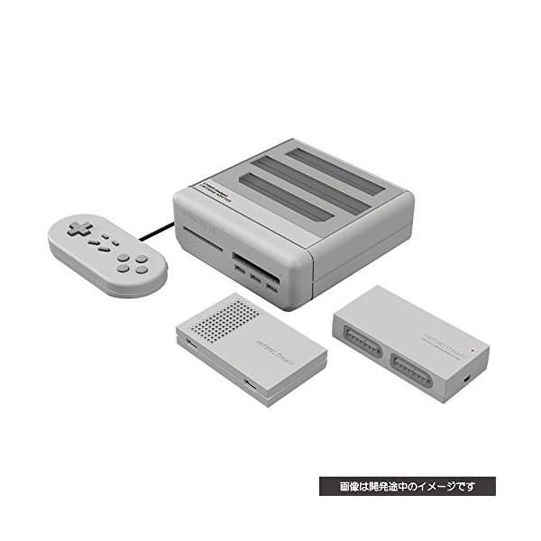 レトロフリーク (レトロゲーム互換機) (SFC...の商品画像
