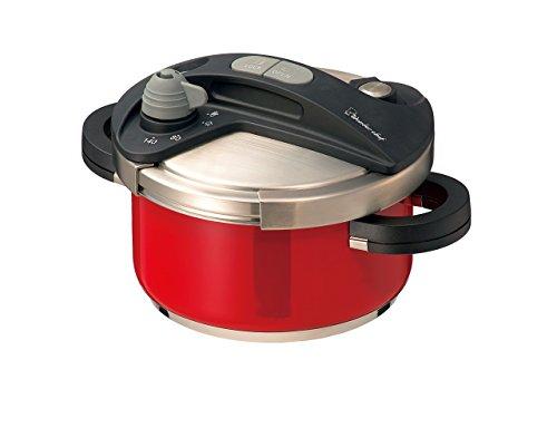 ワンダーシェフ 両手 圧力鍋 IH対応 オースプラス 3.5L RD 670045 B01AYXTO0O 1枚目
