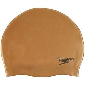 Speedo(スピード) スイムキャップ シリコーン キャップ SD93C03 CO(コッパ) Free