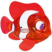 Little Tikes Sparkle Bay Flicker Fish Water Toy - Clown Fish [並行輸入品]