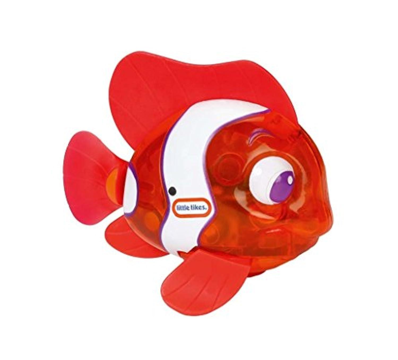 Little Tikes Sparkle Bay Flicker Fish Water Toy - Clown Fish [並行輸入品]