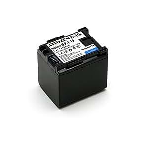 キヤノン BP-819/BP-819D 互換バッテリー HFM41, HFM31, HFS21...