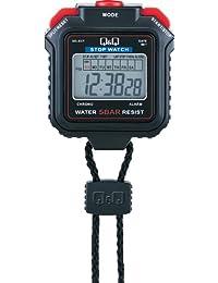 シチズン Q&Q ストップウォッチ スプリット計測 付き HS43-001