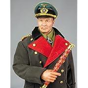 """絶版2005年版 ドイツ国防軍 砂漠の狐""""ロンメル元帥  エルウィン・ロンメル Erwin Rommel  ミリタリーフィギュア 1/6"""
