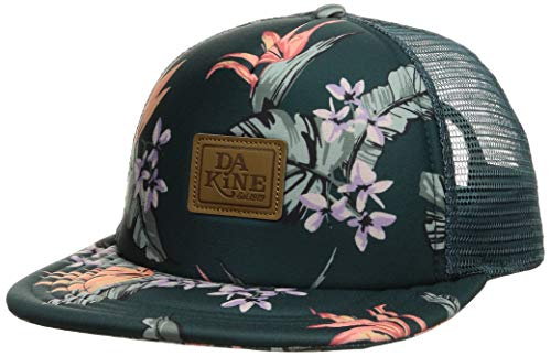 [ダカイン] [ユニセックス] メッシュキャップ (サイズ調整可能)[ AJ231-916 / HULA TRUCKER CAP ] おしゃれ 帽子 WMA_ブルー US F (FREE サイズ)