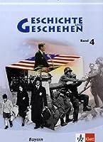 Geschichte und Geschehen K 4. Schuelerbuch. Bayern